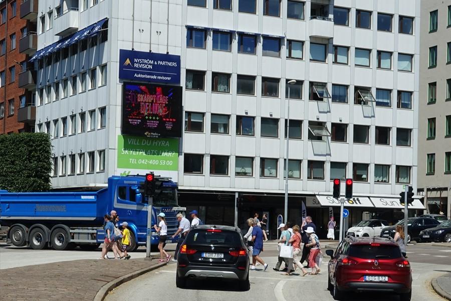 Drottninggatan Helsingborg